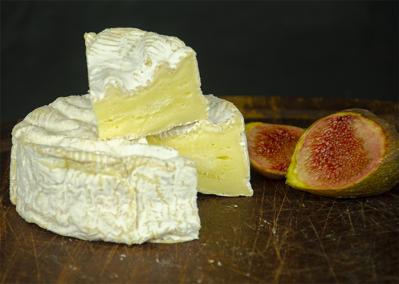 Rohmilch Camembert affiniert