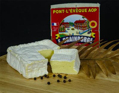 Pont-L'eveque AOP